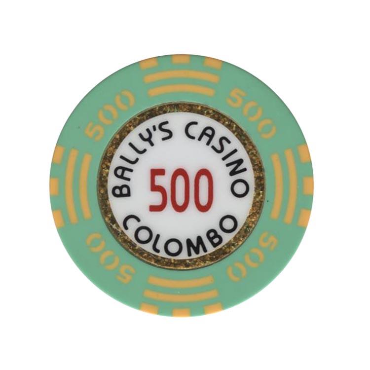 ballys casino colombo dress code